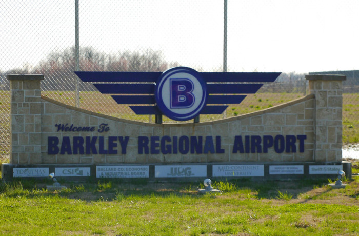 Barkely Regional Airport Tower