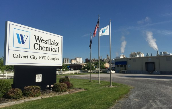 Westlake Chemical Control Room