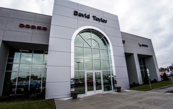 David Taylor Chrysler